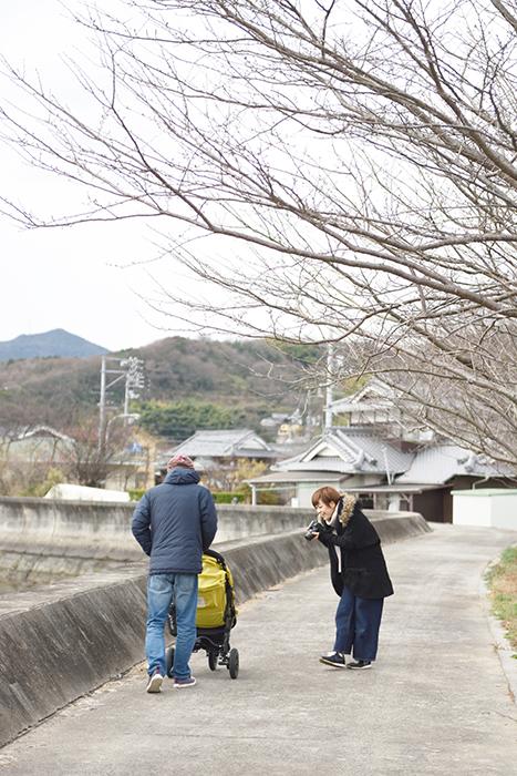 江田島の友達家族